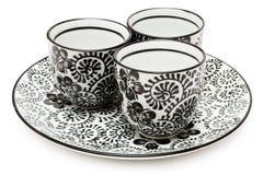 Decorative Dishes Royalty Free Stock Image