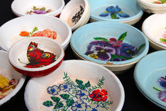 Decorative Dishes Stock Photos
