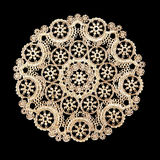 Decorative Doily royalty free stock photos