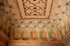 Decorative Domed Ceiling Royalty Free Stock Photography