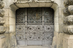 Free Decorative Door Stock Photography - 34569272