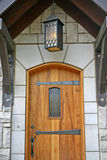 Decorative Door Royalty Free Stock Photography