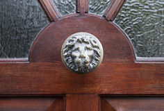 Decorative door knocker Stock Photos