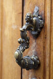 Decorative Door Knocker Stock Images