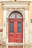 Decorative door Royalty Free Stock Photos
