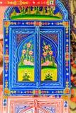 Decorative door Royalty Free Stock Image