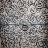 Decorative door Stock Images