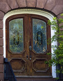 Decorative Doorway Royalty Free Stock Photography