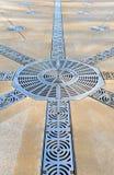 Decorative Drainage Grates Stock Image