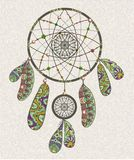 Decorative dream catcher Royalty Free Stock Photos