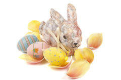 Decorative Easter Bunny Royalty Free Stock Images