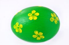 Decorative easter egg Stock Photography