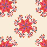 Decorative_element_border Royalty-vrije Stock Afbeelding
