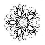Decorative Element Design 1 Royalty Free Stock Photo