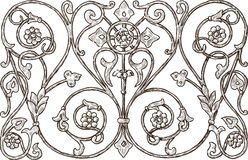 Decorative element Royalty Free Stock Images