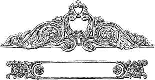 Decorative element Stock Image