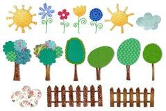 Free Decorative Elements Royalty Free Stock Photos - 36802288