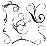 Decorative elements Royalty Free Stock Photo