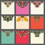 Decorative elements Royalty Free Stock Image