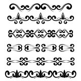 Decorative elements, vector Stock Photography