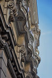 Decorative facade Stock Images