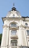 Decorative facade Stock Photo
