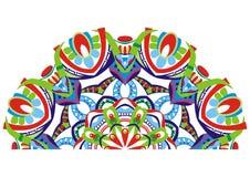 Decorative fan Stock Images
