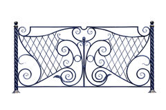 Decorative fence . Stock Images