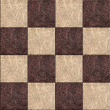 Decorative finishing  leather seamless texture Royalty Free Stock Images