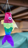 Decorative Fish Royalty Free Stock Photography