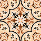 Decorative floor Royalty Free Stock Photo