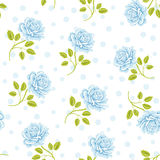 Decorative floral background Royalty Free Stock Photography
