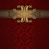 Decorative floral background. Stock Photography