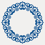 Decorative floral garland Royalty Free Stock Photo