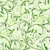Decorative floral pattern,  Stock Photo