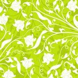 Decorative floral pattern,  Stock Photos