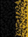 Decorative floral pattern Stock Photo