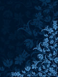 Decorative floral pattern Stock Photography