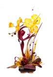 Decorative floralar rangement Royalty Free Stock Photography