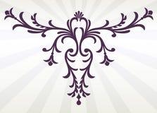 Decorative Flourish Royalty Free Stock Images