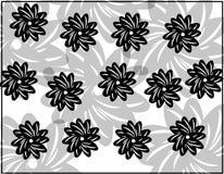 Decorative flower design Stock Photo