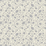 Decorative flowers. Elegant seamless floral pattern. EPS8 vector Royalty Free Stock Image