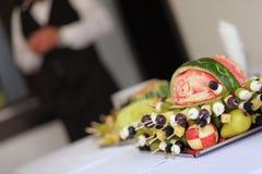 Decorative food Stock Photo
