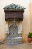 Decorative fountain Royalty Free Stock Photo