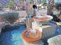Decorative Fountain Stock Photo