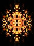 Decorative fractal background Stock Photo