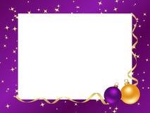 Decorative frame. Royalty Free Stock Image