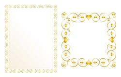 Decorative frame vector illustration