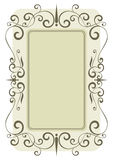 Decorative frame. Decorative ornament frame, vector illustration vector illustration