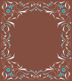 Decorative frame Royalty Free Stock Photography
